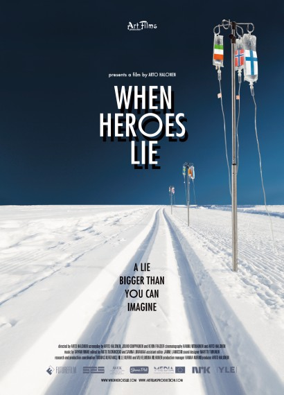 When heroes lie movie poster
